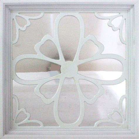 Mirror Drop Ceiling Tiles Aluminum Mirror Surface Artistic Ceiling Tiles For Hotel