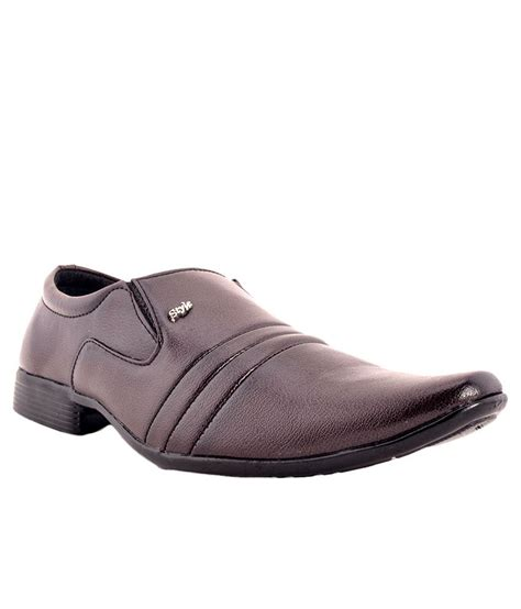 walkover shoes walkover brown formal shoes price in india buy walkover