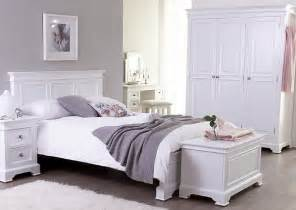 Painted Bedroom Furniture by Burford