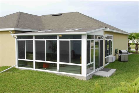 Screen Porch Roof sunrooms four seasons distributor budget glass nanaimo bc