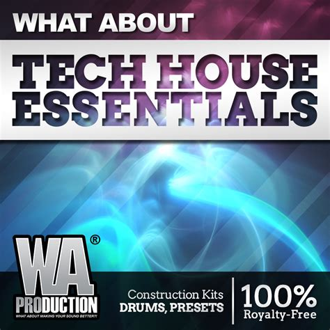 house tech what about tech house essentials