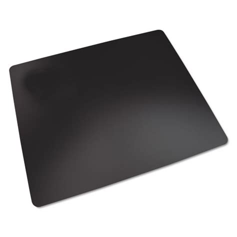 Office Desk Pad Rhinolin Ii Desk Pad With Microban 36 X 20 Black