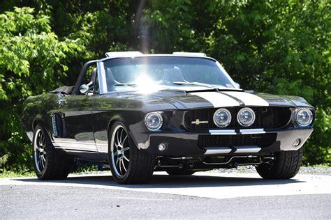 mustang convertible black 1967 ford mustang convertible black edition black