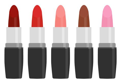 free lipstick vector free vector stock graphics images