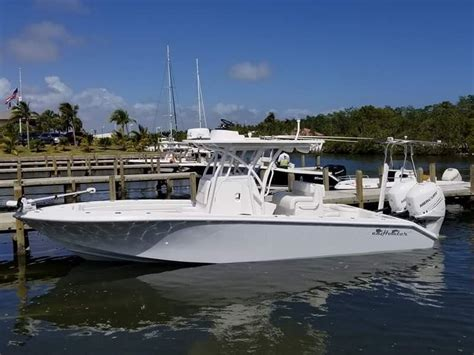seahunter boat test seahunter boats boat service homestead florida 264