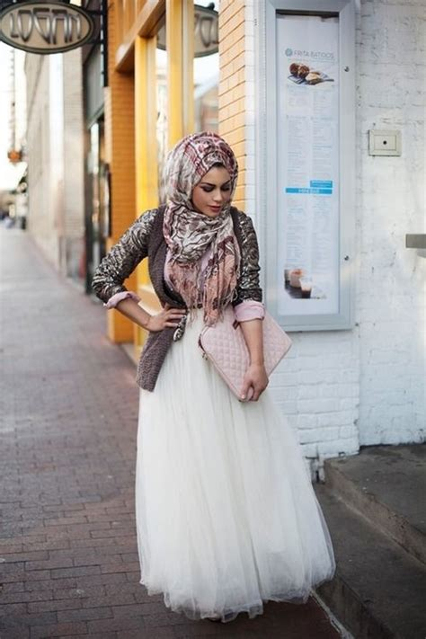 Lg577 51 Maxi Blazer Pashmina muslim fashion muslimah fashion