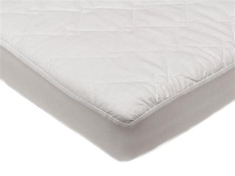 Cotton Quilted Mattress Protector by Quilted Mattress Protectors Heavyweight Poly