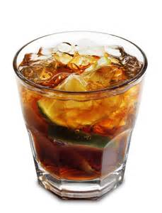 rum and coke the drink that takes more than 1 hour on