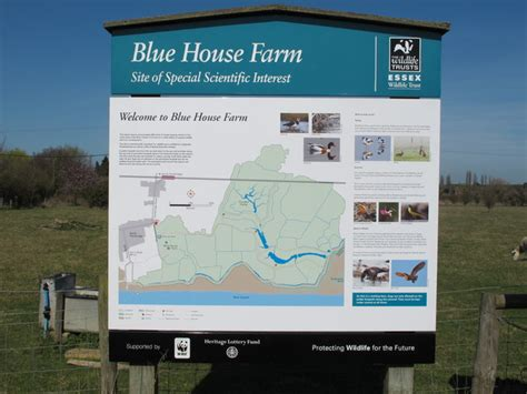 Blue House Farm Nature Reserve 169 Roger Jones Geograph Britain And Ireland