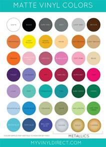 oracal 631 color chart matte vinyl oracal 631 my vinyl direct