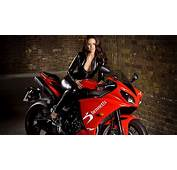 Girls On Motorcycles Wallpapers  WallpaperSafari