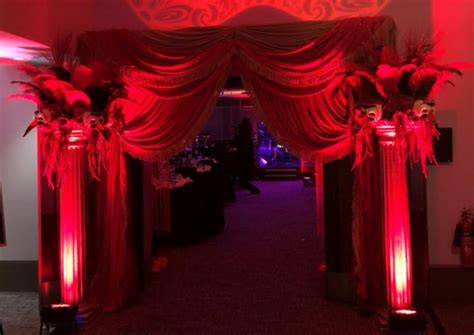 magical venetian masquerade ball bristol  office xmas venue  party nights