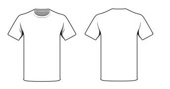 T Shirt Outline by Shirt Outline Cliparts Co