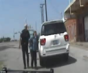 Stopl Squad Ulir Led disturbing shows the moment a 77 year grandmother is yanked from car and cuffed