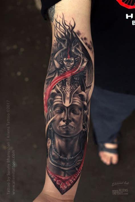 body tattoo of lord shiva lord shiva tattoo shiva tattoo aliens tattoos mumbai