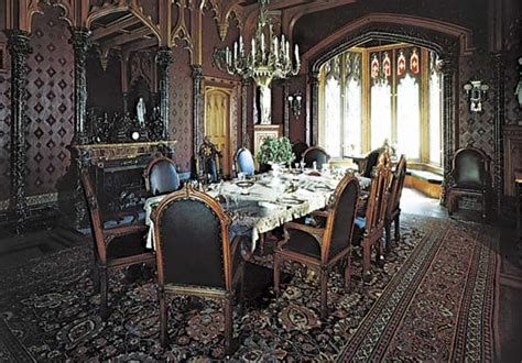gothic dining room 4005 exploring contextual environments the 18th century