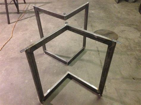metal dining table base best 25 table bases ideas on
