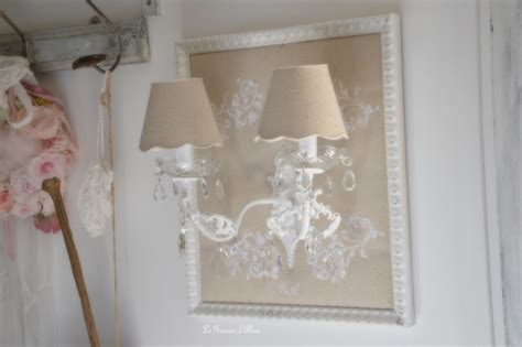 applique country chic applique murale shabby chic src08