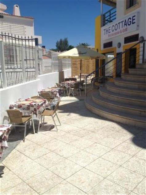 The Cottage Albufeira by The Cottage Restaurant Albufeira Restaurant Reviews