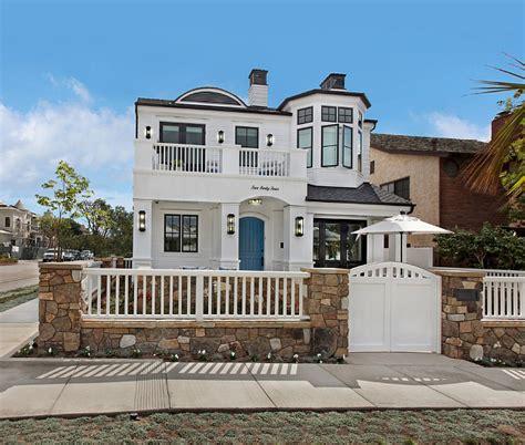 the coastal house relaxed california beach house with coastal interiors