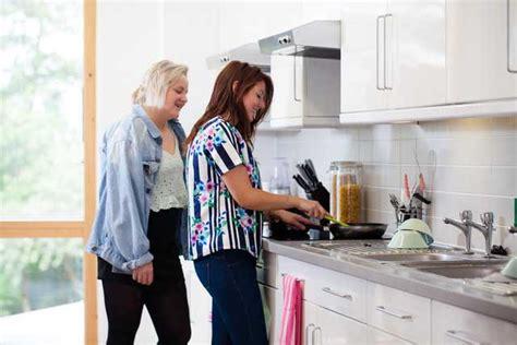 College Student Kitchen by Mackinder