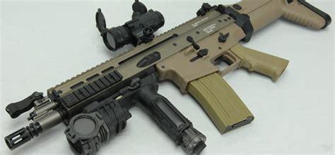 scar 17s tattoo assault rifle fn scar突击步枪 枪械与单兵 环球兵器 环球网