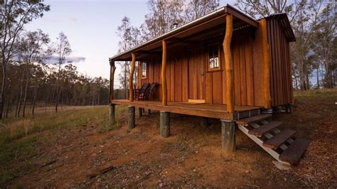 Small Home Builders Bendigo Builder Turns Out Tiny Houses With An Aussie Touch