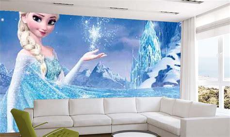 frozen wallpaper room frozen elsa wallpaper children s wall murals wallpaper ink
