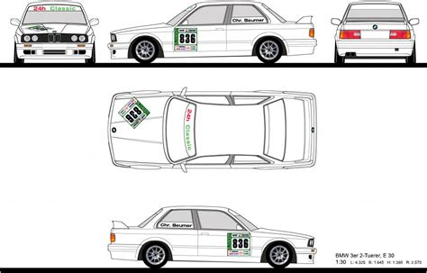 Car Design Vorlagen Designvorlage Blanko Usergaragen Carpassion