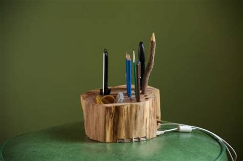 all in one desk organizer desk charger organizer images
