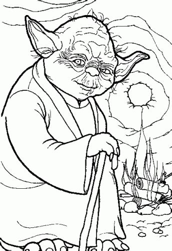 printable coloring pages of yoda star wars coloring pages coloring pages to print