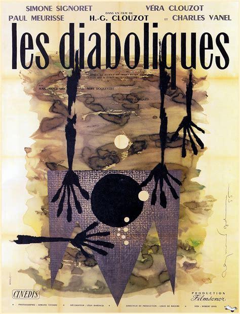 Diabolique 1955 Film Les Diaboliques Aka Diabolique Dir Henri Georges Clouzot 1955 Discreet Charms Obscure