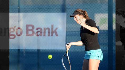 chloe bailey tennis gallery tennis bendigo winter open bendigo advertiser
