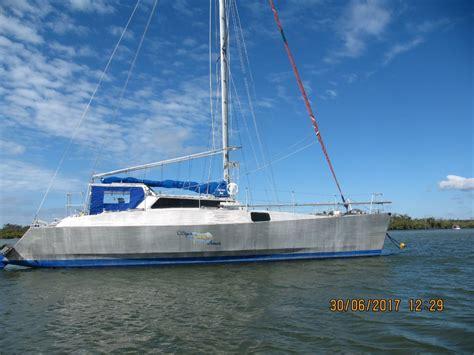 aluminum catamaran hull for sale catamaran boats for sale used boats and yachts for sale