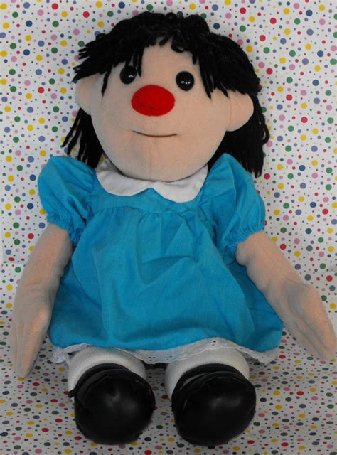 big comfy couch dolls 12 sold big comfy couch luna s stuffed molly ragdoll lovey