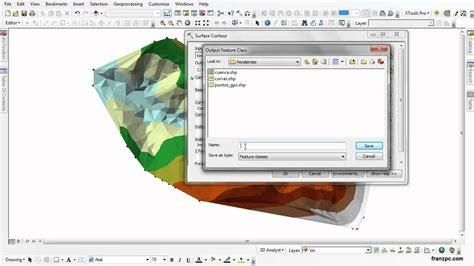 como crear layout en arcgis 10 191 c 243 mo crear curvas de nivel en arcgis 10 doovi
