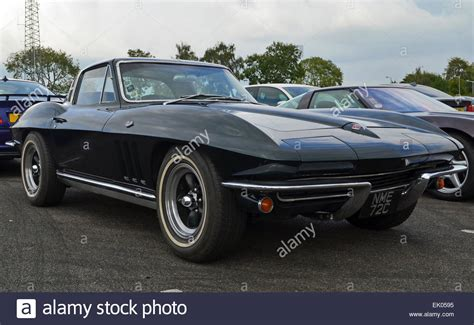 corvette stingray 1960 1960 s chevrolet corvette stingray coupe stock photo