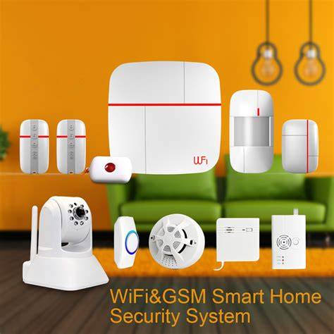 vcare smart home security system wifigsm singapore
