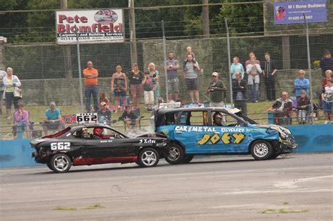 hot rods vs lightning rods incarace motorsport live promoting stock car banger and