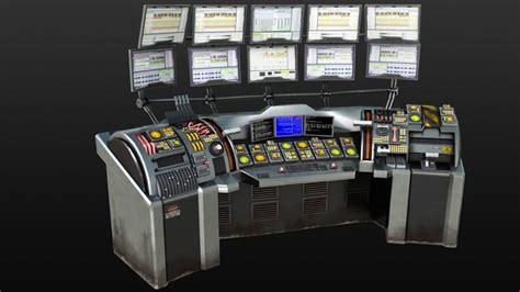 console computer sci fi command console search sci fi console