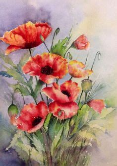 poppy home decor 28 images poppy flowers butterflies impressionistic poppy flower art wall art poppy painting