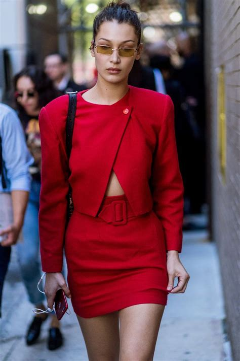 Mannish Chic At Fashion Week by The Absolute Chicest Style From New York Fashion