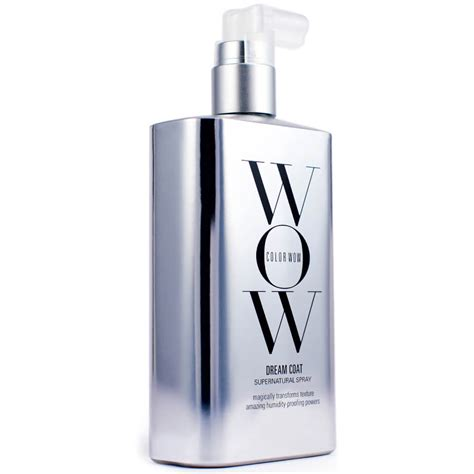 wow color color wow coat supernatural spray 200ml hq hair