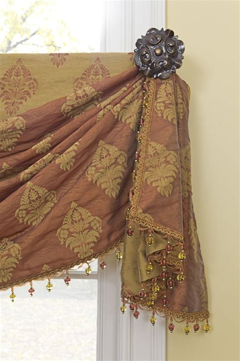 curtains with beaded trim 46 best images about beaded curtains and valances on