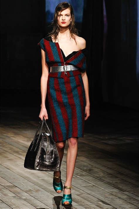 Not So Fab Fashion Week Fumbles by Prada Fall Winter 2013 Collection Milan Fashion Week