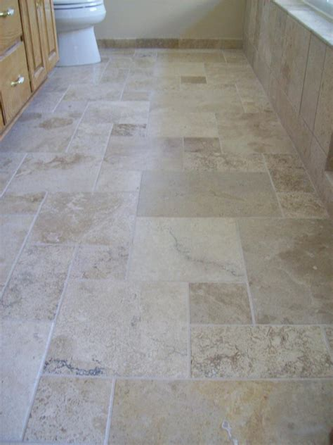 tile patterns for bathroom floors 27 nice ideas and pictures of natural stone bathroom wall