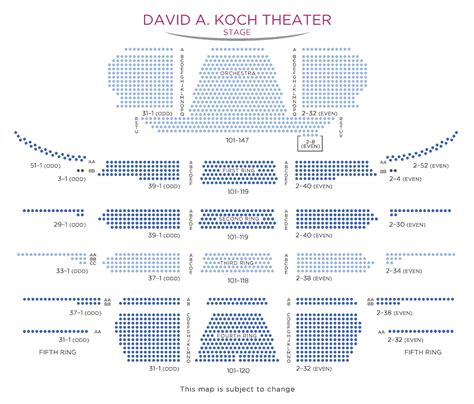 david h koch theater seating chart david h koch theater seating chart brokeasshome