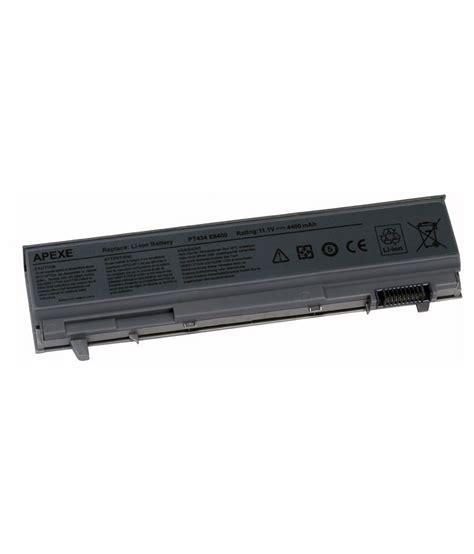 Battery Laptop Dell Latitude E6400 E6400 Atg E6400 Xfr E6410 E6410 Atg apexe 4400 mah laptop battery for dell latitude e6400 e6400 xfr e6410 e6410 atg e6500 e6510