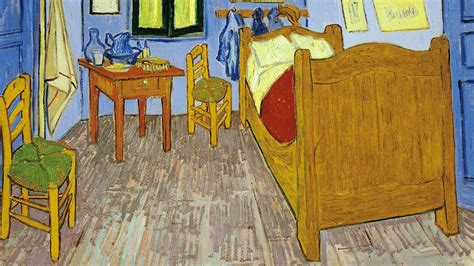 Gogh Bedroom Real Is The Bed From Vincent Gogh S Quot The Bedroom Quot Stowed