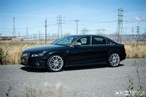 Audi S4 B8 by Dynamic B8 B8 5 Audi S4 Lowering Springs Now Available
